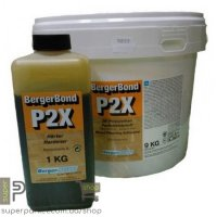 BergerBond P2X (10кг)