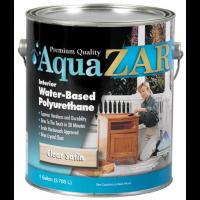 Полиуретановый лак на водной основе AQUA ZAR п/мат. 0,946л., в уп. 4 шт.