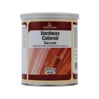 Borma Wachs Масло с твердым воском БЕЛОЕ HARDWAX COLOR OIL WHITE (5л)