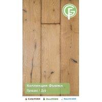 ИНЖЕНЕРНАЯ ДОСКА GREEN FOREST ДУБ Прованс Коллекция Фьюжин 16х135х500-2400 под UF лаком (12 слоев)