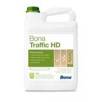 Bona лак Трэффик HD 2К полуматовый (4.95л)