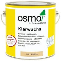 Osmo Klarwachs 1101- Масло для твердых пород