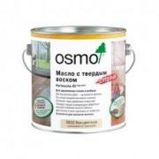 Osmo - Масло с твердым воском (25) 3011, 3032, 3062, 3065